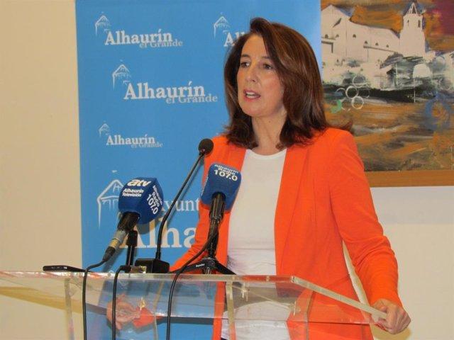 Málaga.- El pleno para la votación de la moción de censura de Alhaurín el Grande