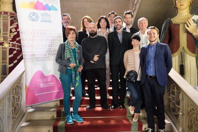 Les associacions de patrimonis mundials d'Europa es reuneixen en Mallorca