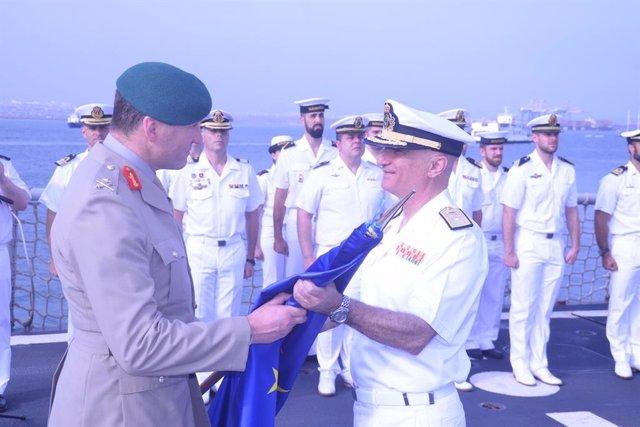 España asume el mando de la Operación Atalanta de lucha contra la piratería en e