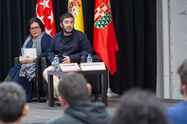 Palma explica en Getafe la dinamización ciudadana a través de los casales de bar