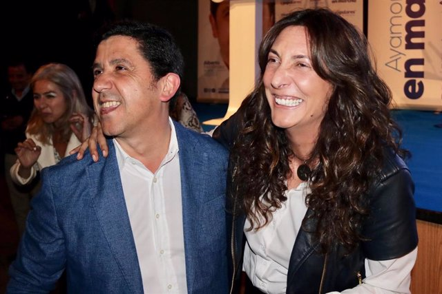 """Huelva.-26M.-Alcalde de Ayamonte (PP) presenta una """"lista ganadora"""" para liderar"""