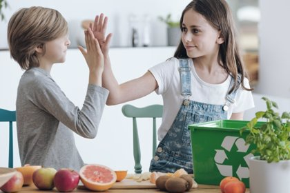 El cuidado del medio ambiente empieza en casa