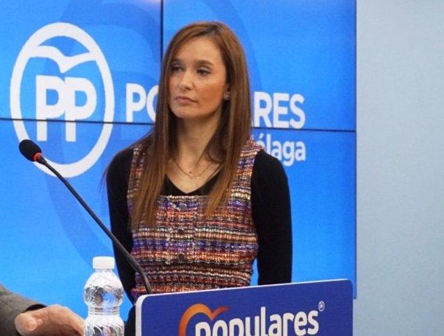 """Málaga.- 26M.- El PP critica que Pérez recurra """"por sistema a la performance"""" pa"""