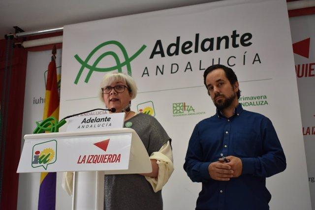 Huelva.- 26M.- Adelante recaba más de 100 aportaciones al programa electoral y c