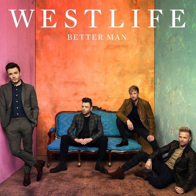 Westlife apuntalan su regreso después de ocho años con un nuevo baladón romántic