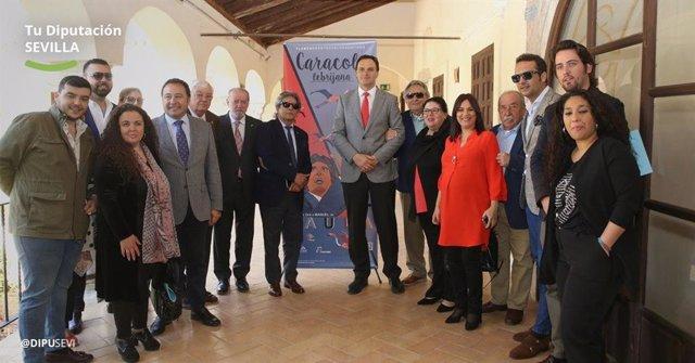 Sevilla.- La 54 Caracolá de Lebrija homenajea a Manuel de Paula y contará con Jo