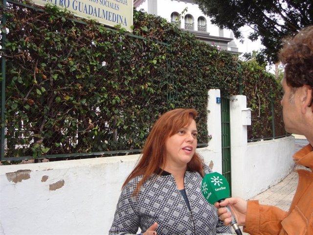 Vanesa García Adelante Andalucía residencias mayores málaga