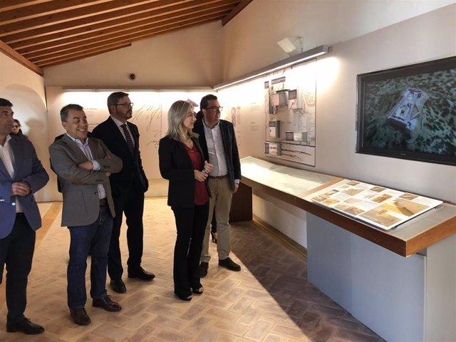 Huelva.- La Junta realizará actuaciones de mejora en los accesos al castillo de