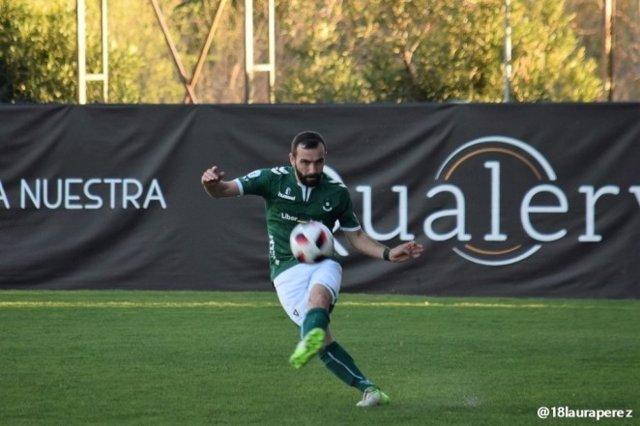 El jugador del CD Toledo 'Chato' se mantiene estable tras su accidente de tráfic