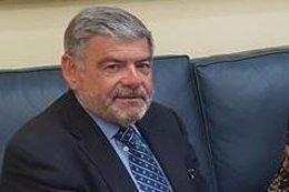 Manuel Guijarro, delegado de Empleo y Economía de la Junta en Málaga