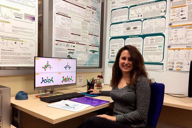 Málaga.- Una investigadora de la UMA, distinguida en un congreso europeo por su