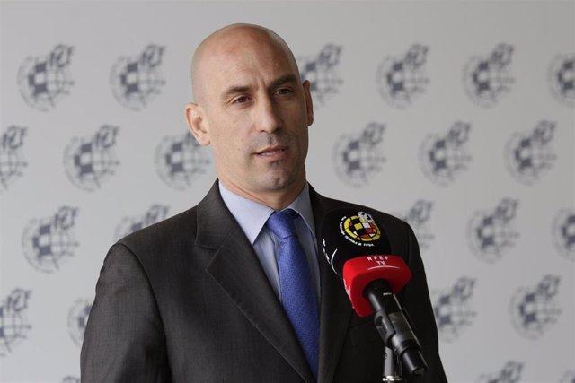 Fútbol.- La RFEF celebrará su Asamblea General Extraordinaria para el lunes 29 d