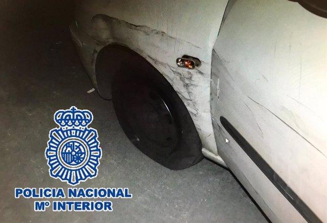 Policía Nacional Nota De Prensa (La Policía Nacional Detiene En Marbella Al Cond