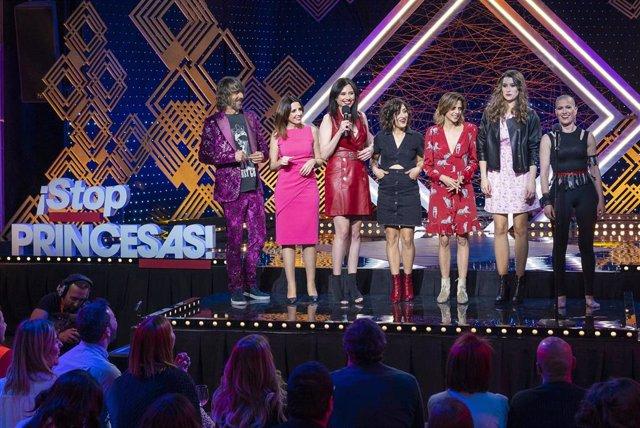 ¡Stop Princesas! Live Llegaeste Domingo A Comedy Central