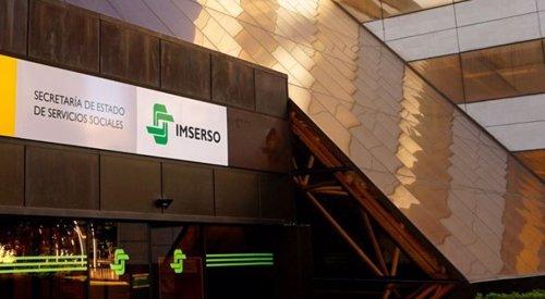 Sede del IMSERSO en Madrid