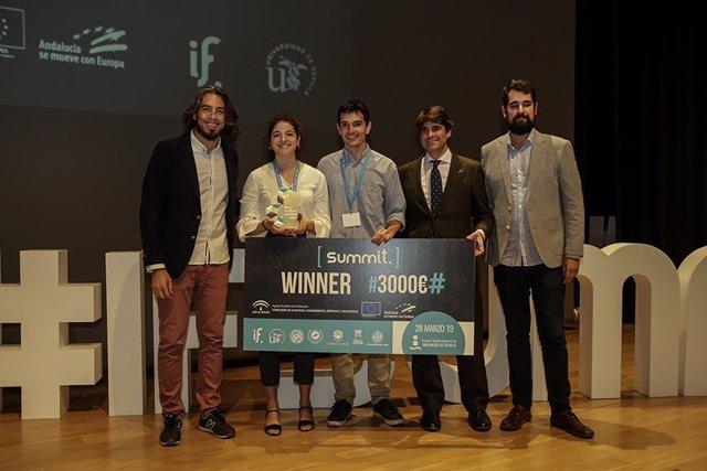 Sevilla.- La iniciativa VR Educa, presentada por un equipo de la US, gana la pri