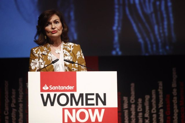 Celebración del Women Now WON Inspiring organizado por el Banco Santander en e