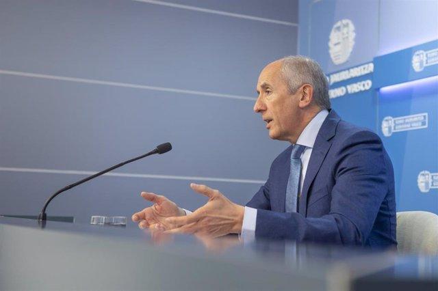 El Gobierno Vasco destina este año 436 millones de euros a la mejora de la compe