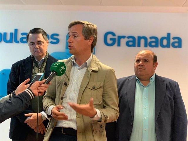 28A.-González Terol (PP) pide a alcaldes difundir el programa de Casado de cara