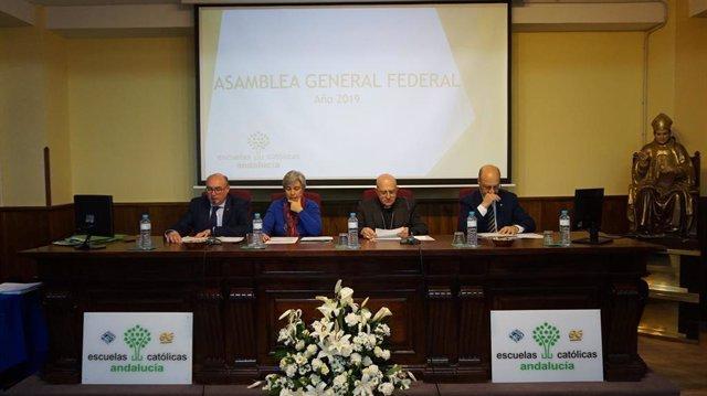 El salesiano Miguel Canino Zanoletty, elegido nuevo presidente de Escuelas Catól