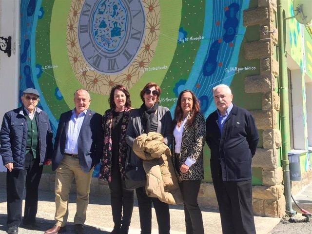 Petilla de Aragón propone nombrar al aeropuerto de Noáin 'Santiago Ramón y Cajal