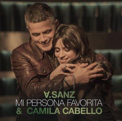 Alejandro Sanz estrena su nuevo single, 'Mi persona favorita', junto a Camila Cabello
