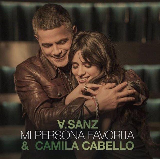 Alejandro Sanz estrena su nuevo single, 'Mi persona favorita' junto a Camila Cab