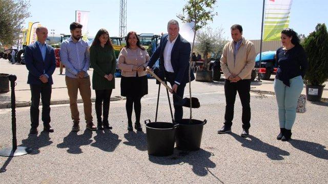 CórdobaÚnica.- La II Feria Agroganadera de La Carlota abre sus puertas con la si