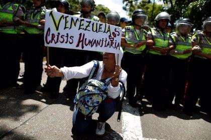 """Cruz Roja anuncia una operación humanitaria en Venezuela """"similar a la de Siria"""""""