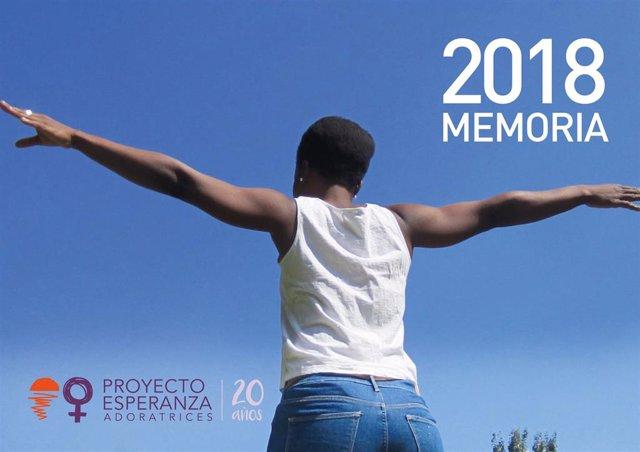 Proyecto Esperanza atendió a 194 víctimas de trata en 2018, un 71% de entre 18 y