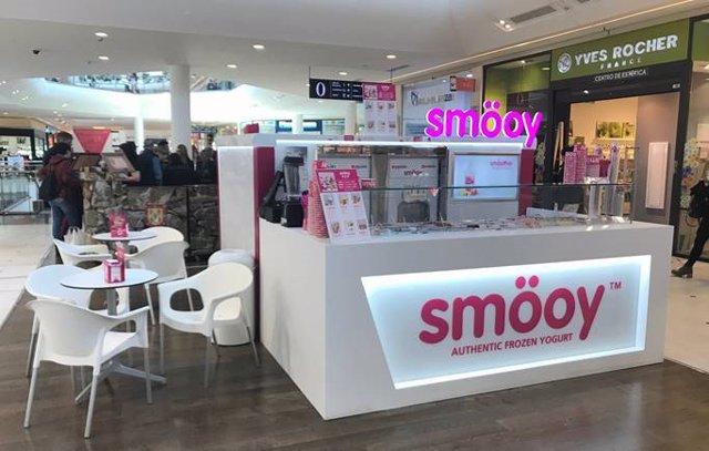 La cadena de yogur helado Smöoy abre en Vallsur su tercer establecimiento en Val