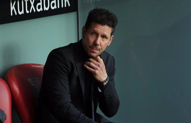 Soccer: La Liga - Athletic de Bilbao -Atletico de Madrid
