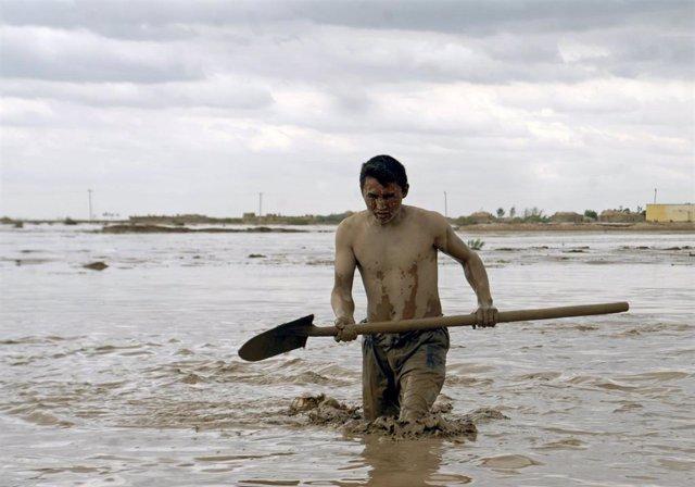 Afganistán.- Mueren trece personas a causa de las inundaciones en el noroeste de
