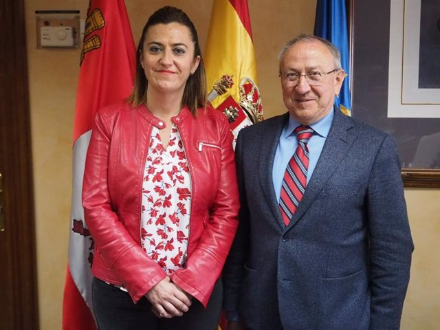Virginia Barcones nombra a Emilio Álvarez nuevo subdelegado del Gobierno en Vall