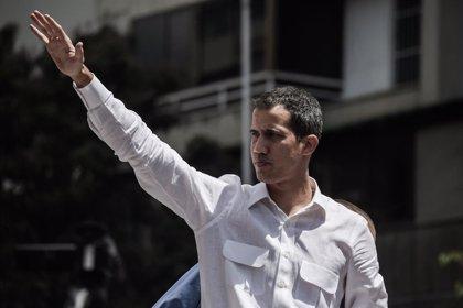 """Guaidó celebra la operación humanitaria de Cruz Roja en Venezuela como """"una gran conquista"""""""