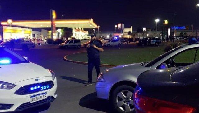 Un muerto y dos heridos tras un tiroteo entre la Policía Federal y la Bonaerense