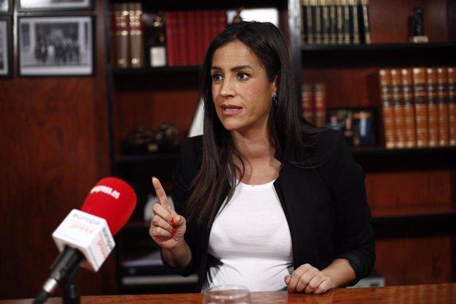 Europa Press entrevista a la candidata de Ciudadanos a la Alcaldía de Madrid, Be