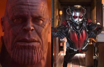 Vengadores Endgame: Josh Brolin responde a la disparatada teoría sobre Thanos y Ant-Man