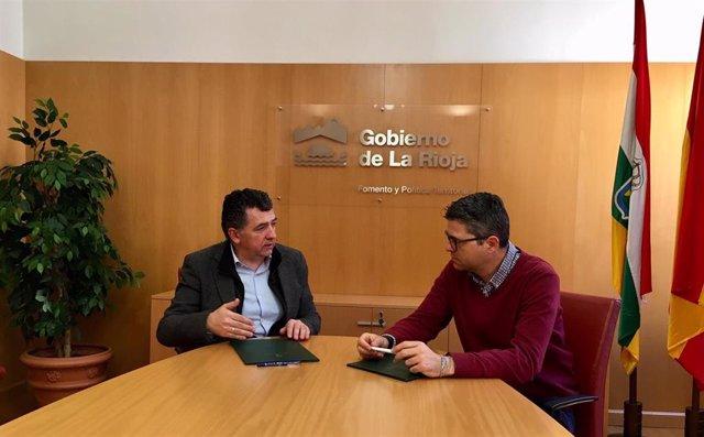 Ejecutivo regional invertirá 466.323 euros en obras de mejora de las carreteras