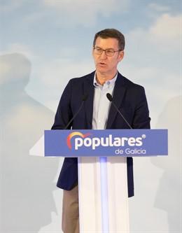 """Feijóo denuncia que """"planteamientos dilatorios"""" y """"excusas del Gobierno"""" podrían"""
