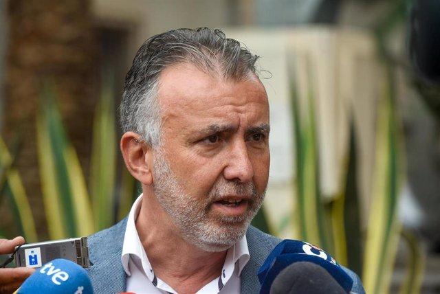 Ángel Víctor Torres y Patricia Hernández encabezarán la lista del PSOE al Parlam