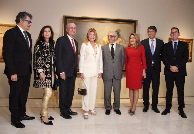 Málaga.- El Museo Carmen Thyssen inaugura la nueva exposición temporal 'Perversi