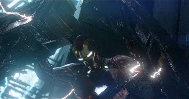 Revelada la nueva armadura de Iron Man en Vengadores: Endgame