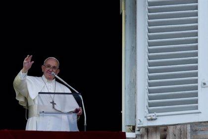 El papa asegura que las barreras físicas no resolverán el problema migratorio