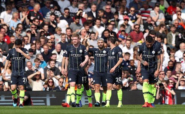England Premier League - Fulham vs Manchester City