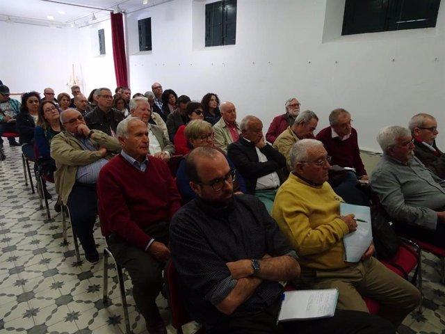 """Memoria.- Constituyen una asamblea para coordinarse contra las """"intenciones invo"""