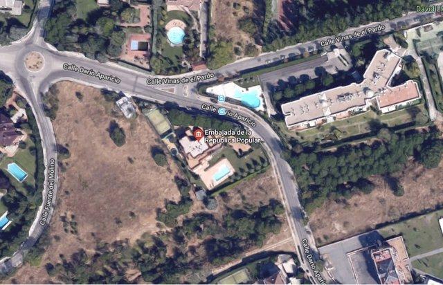 El principal sospechoso del asalto a la Embajada norcoreana, identificado como a