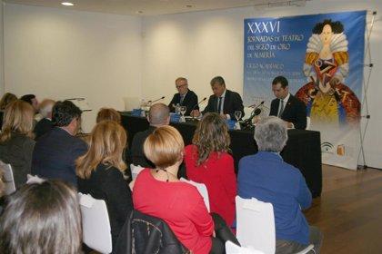 Clausurado el ciclo académico de las XXXVI Jornadas de Teatro del Siglo de Oro en la Universidad de Almería