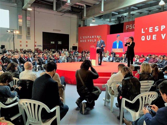 """+++eptv: Sánchez defiende la labor de Iceta frente al independentismo: """"Ha hecho"""