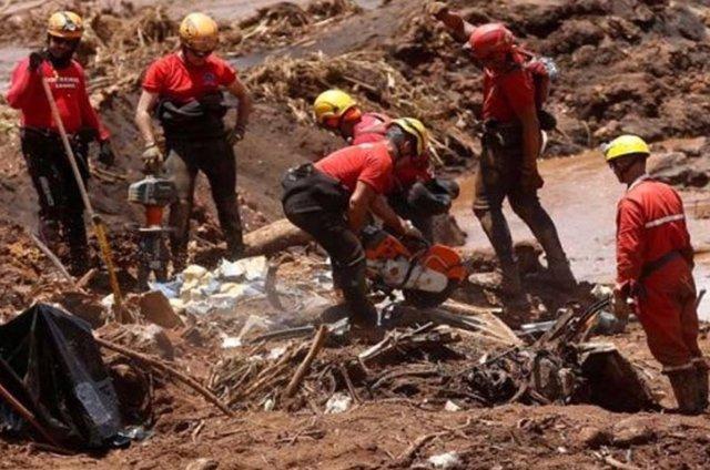 Colapsa un dique en el estado brasileño de Rondonia por las fuertes lluvias que